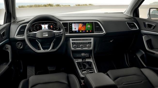SEAT Ateca 2020 - interior