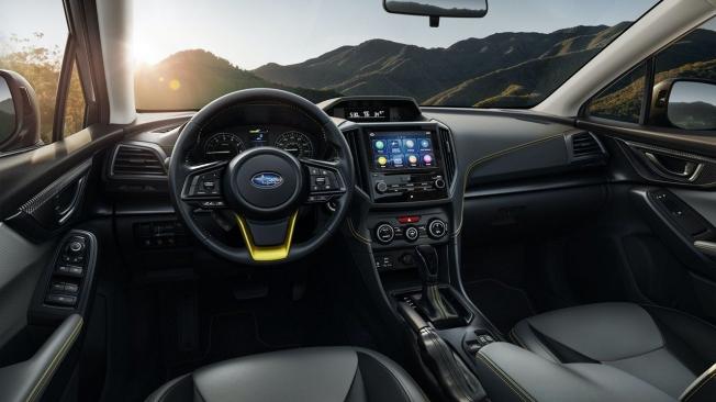 Subaru Crosstrek 2021 - interior