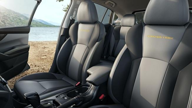Subaru Crosstrek 2021 - asientos