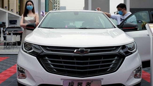 Chevrolet en China