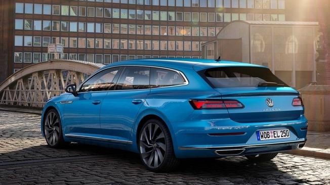 Volkswagen Arteon Shooting Brake - posterior