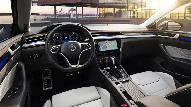 Volkswagen Arteon Shooting Brake - interior