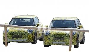 Cazan el facelift de los MINI Cooper y Cooper S JCW que llegará en 2021
