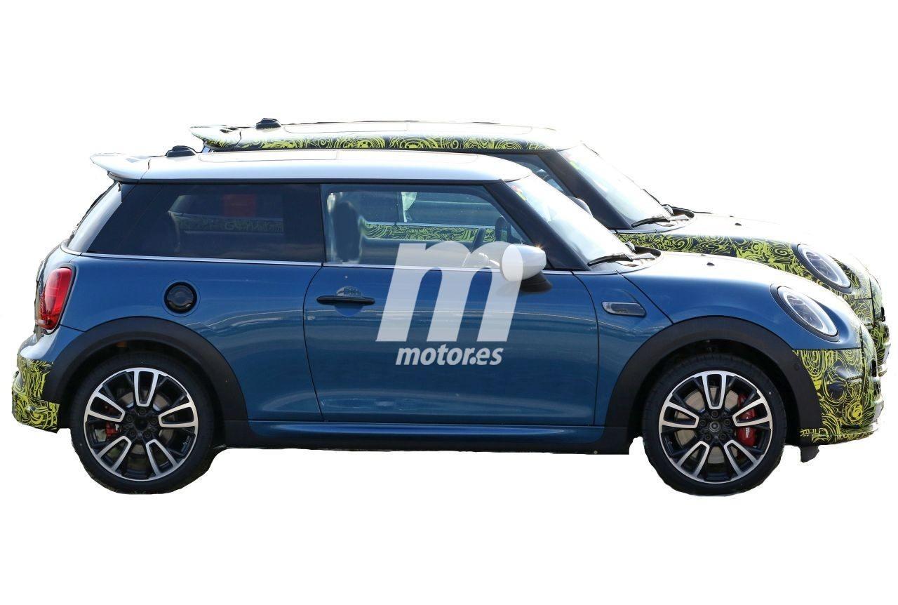 2021 MINI Facelift II 5