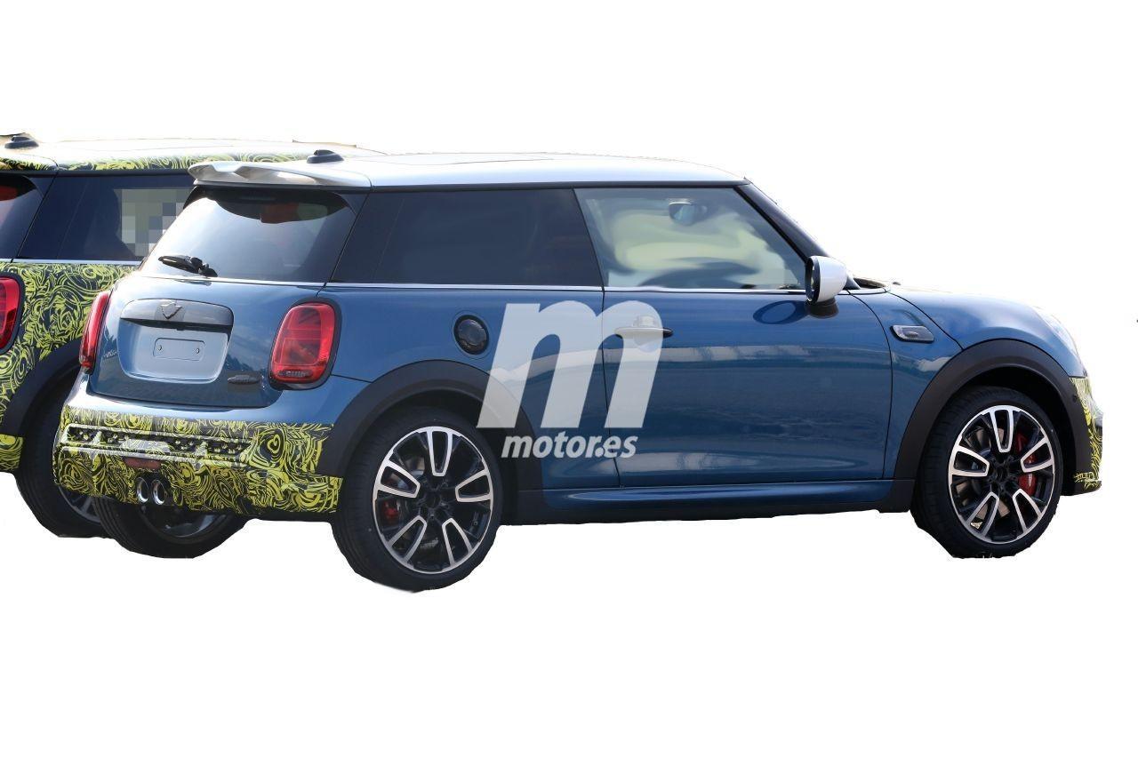 2021 MINI Facelift II 8