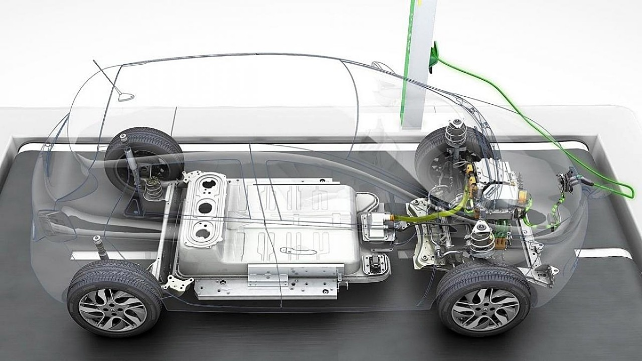 ¿Cómo es el motor de un coche eléctrico? Funcionamiento, partes y tipos