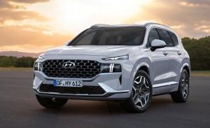 La gama de motores del Hyundai Santa Fe 2021 al detalle: gasolina, diésel e híbrido