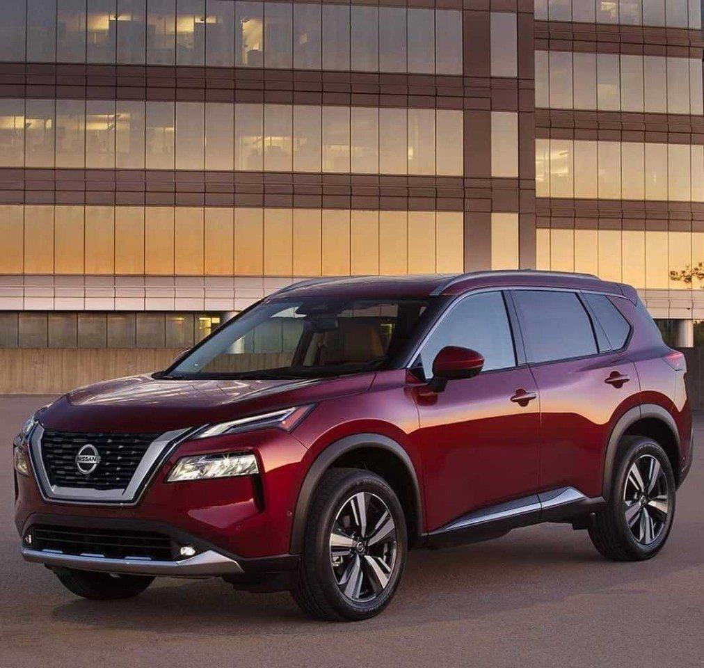 ¡Filtrado! El nuevo Nissan X-Trail 2021 totalmente al descubierto en estas fotos