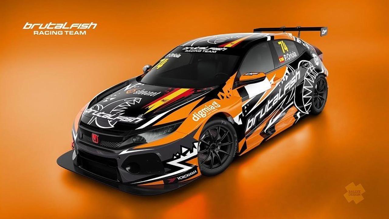 Pepe Oriola disputará el TCR Europe 2020 con un Honda Civic Type R