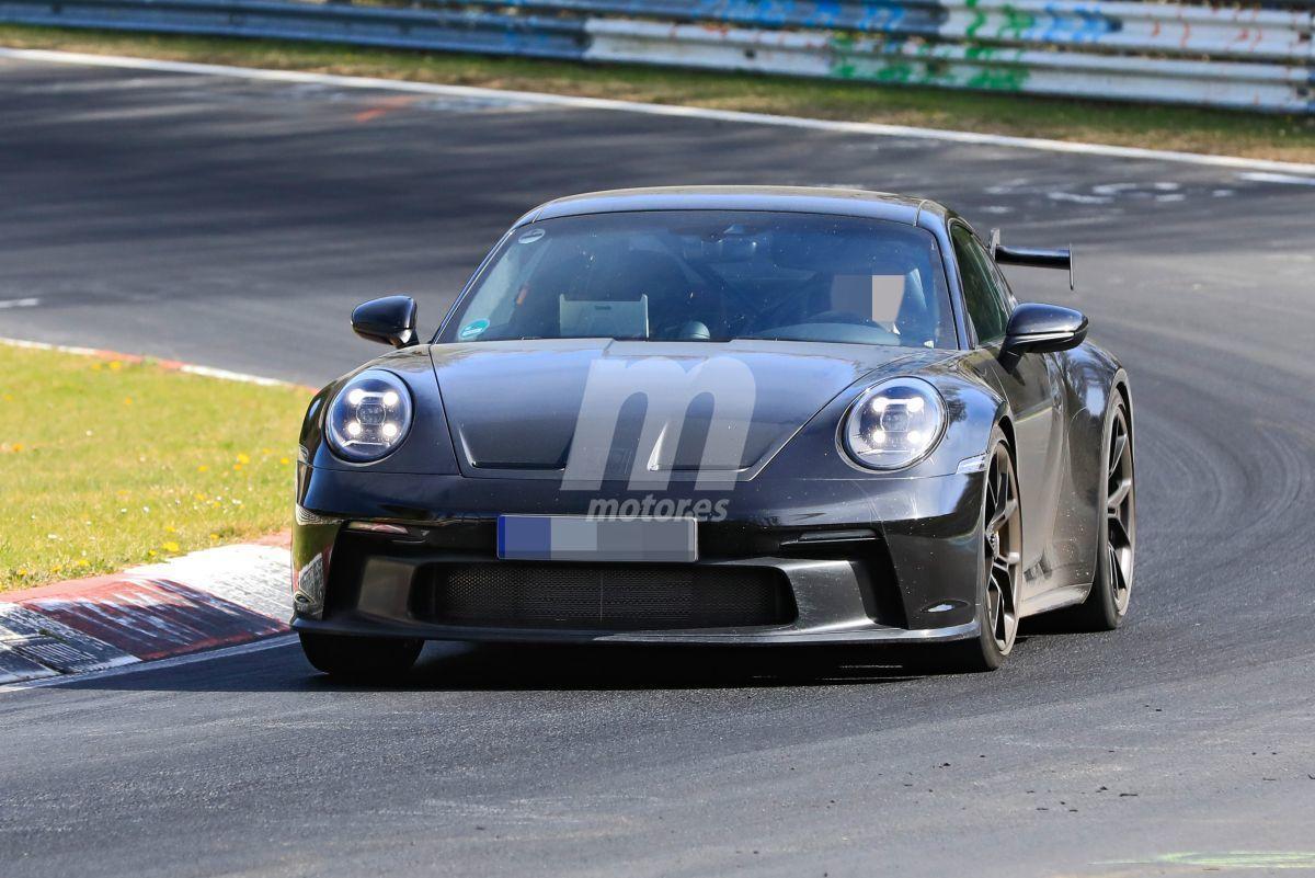 Disfruta del nuevo Porsche 911 GT3 rugiendo en Nürburgring [vídeo]