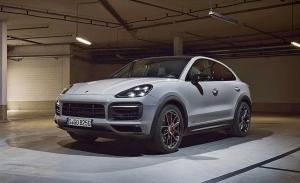 Una filtración desvela al nuevo Porsche Cayenne Coupé GTS por completo