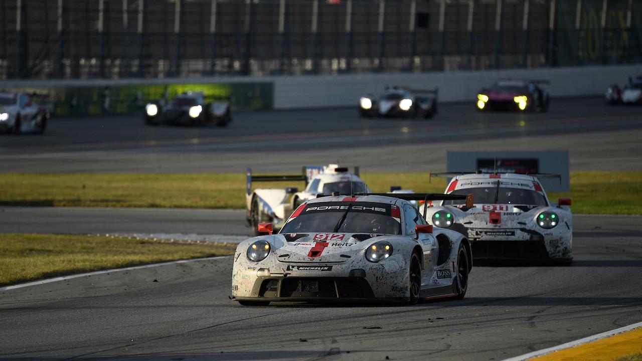 Porsche cierra su proyecto GTLM en el IMSA por la crisis del COVID-19