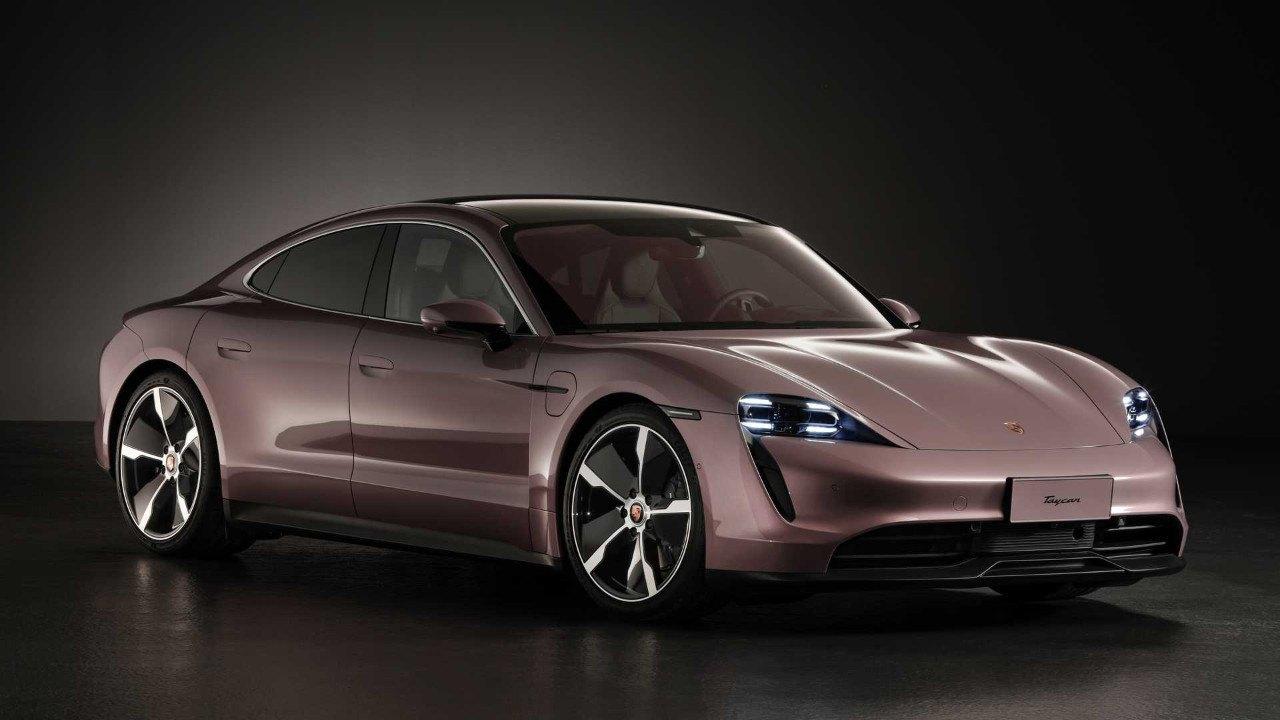 Porsche presenta la esperada versión base del Taycan, pero solo en China