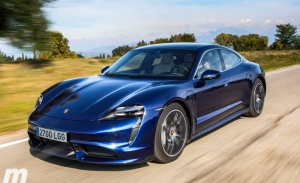 Porsche Taycan Turbo a prueba: tormenta eléctrica (con vídeo)