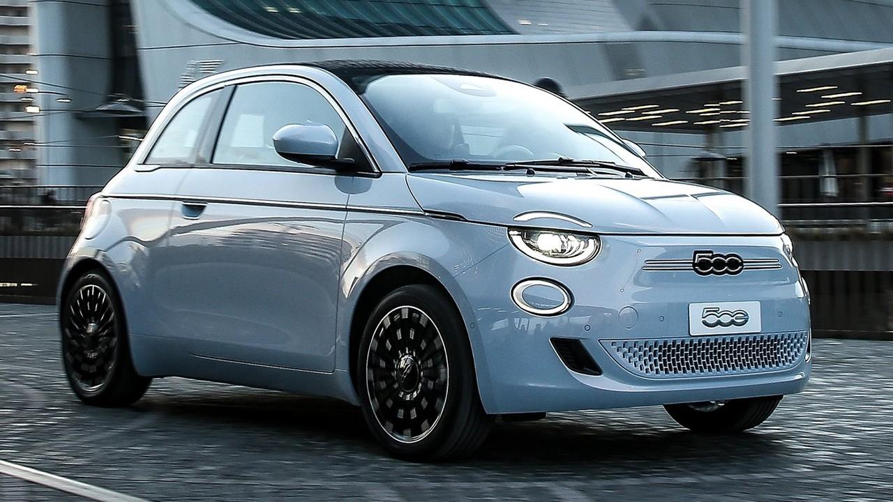 El nuevo Fiat 500 eléctrico de carrocería coupé ya tiene precio en España