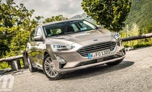 Precios del Ford Focus EcoBoost Hybrid, etiqueta ECO con tecnología híbrida ligera