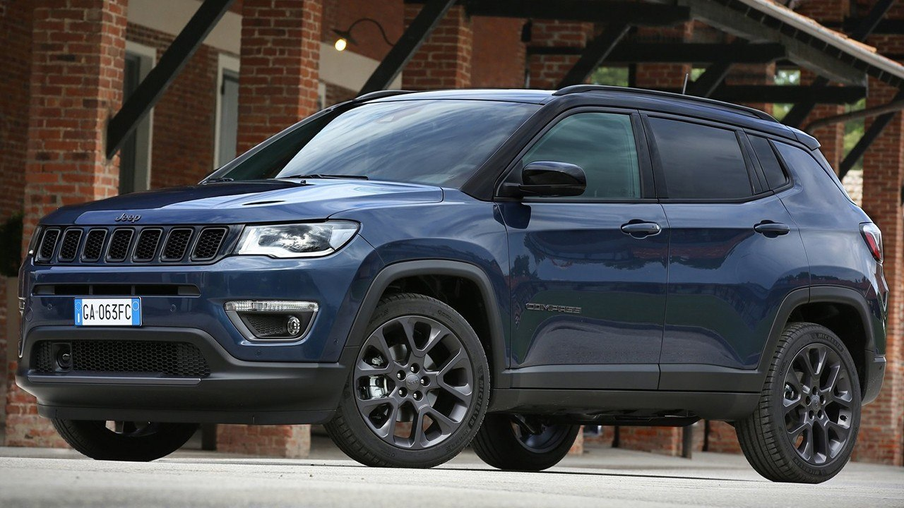 2021 Jeep Compass Concept and Review