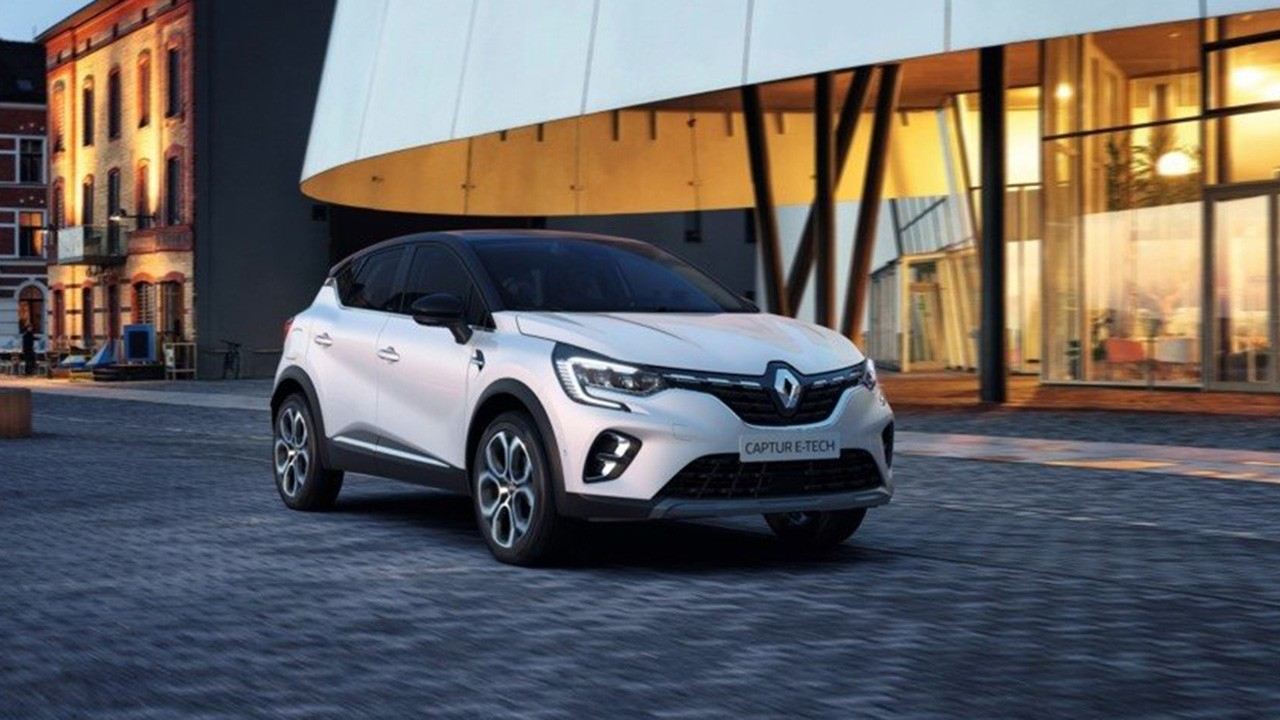 El Renault Captur E-Tech, un B-SUV híbrido enchufable, ya tiene precio en España