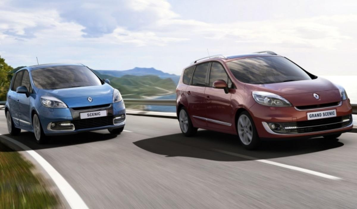 El Renault Scénic 2012 ya tiene precios para España