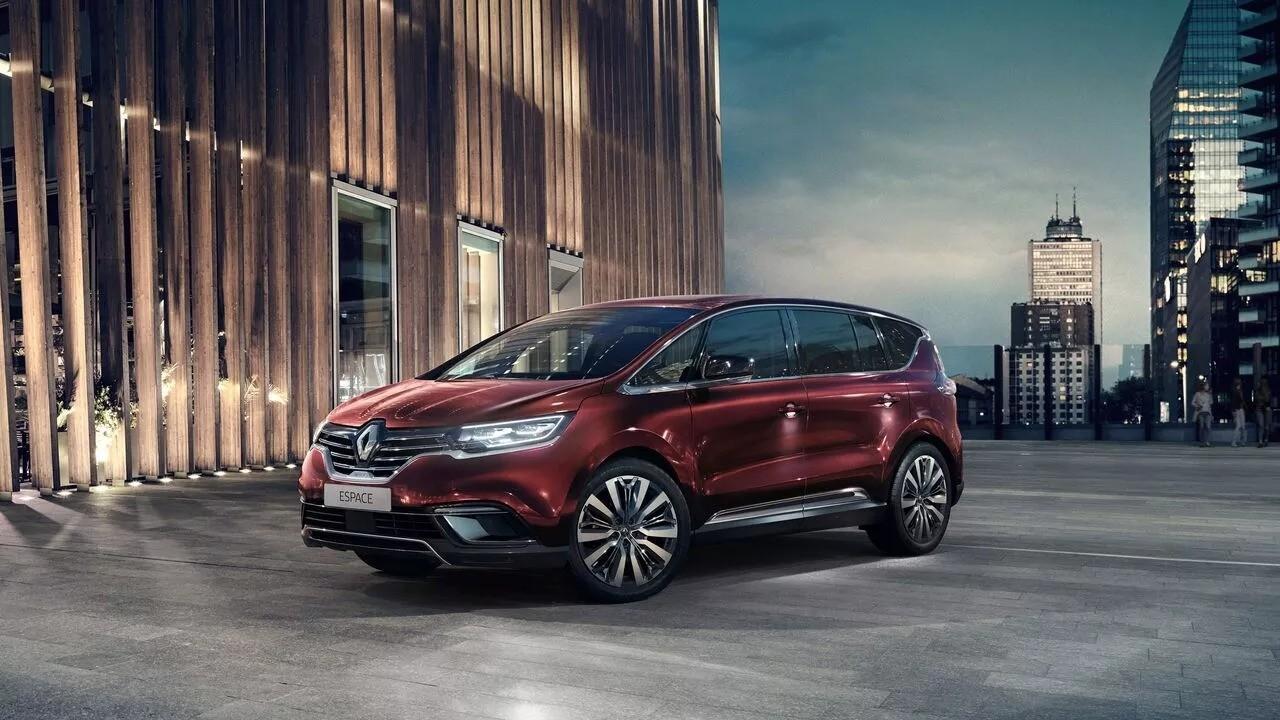 Precios Renault Espace 2020, ya a la venta el lujoso crossover francés