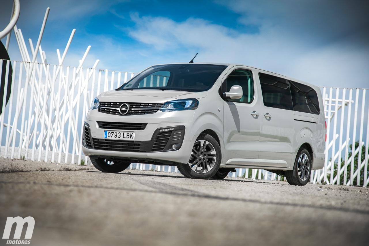 Prueba Opel Zafira Life Business Innovation L, para cualquier situación