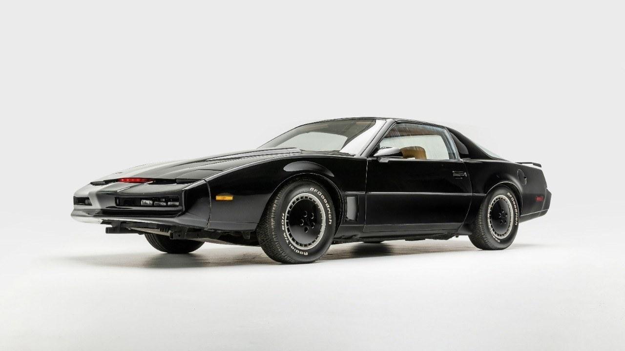 ¿Qué coche es KITT, «El coche fantástico» de Michael Knight?