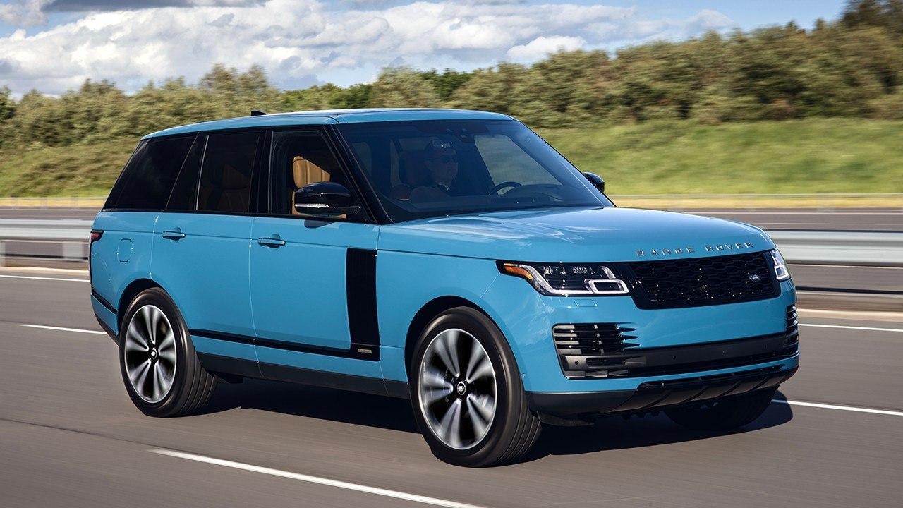 Range Rover Fifty, festejando el 50 aniversario de un icono de Land Rover