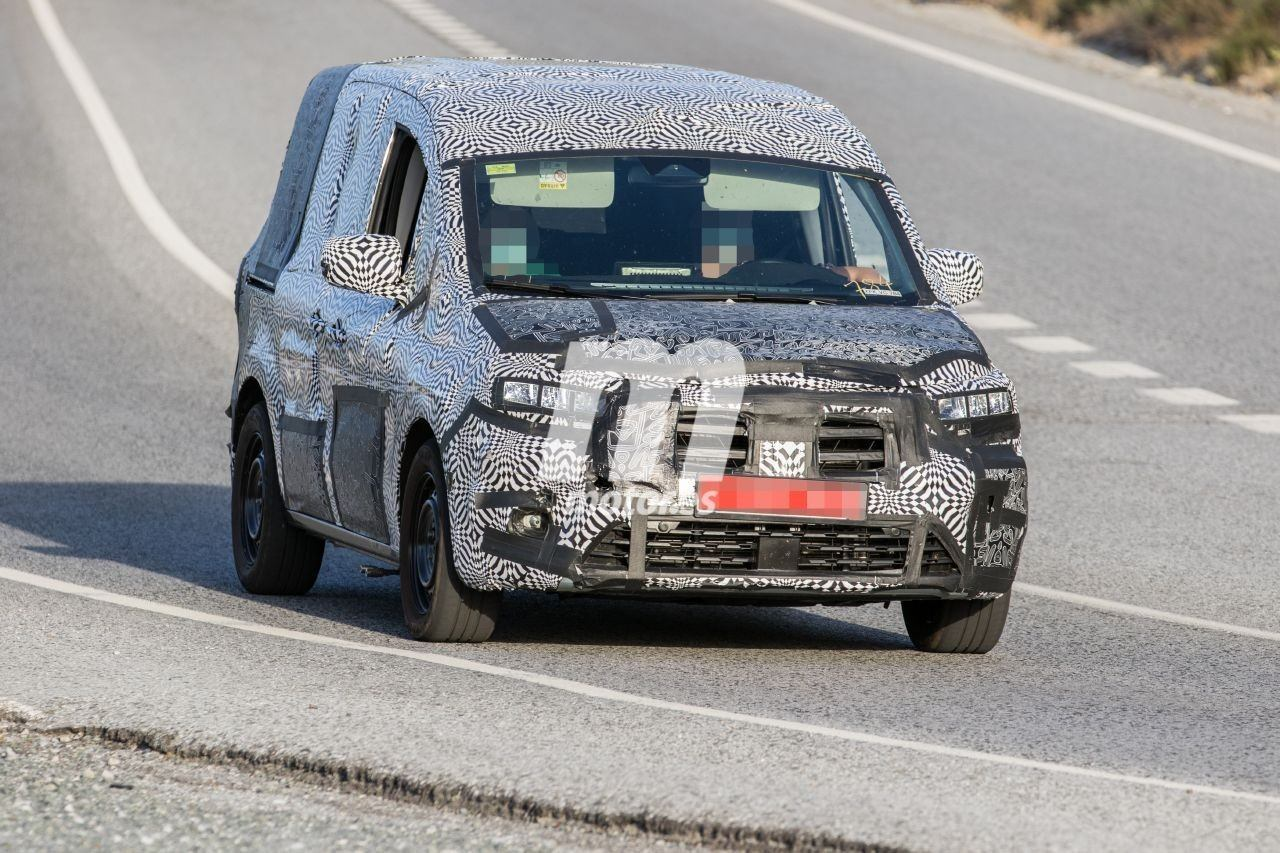 2020 Renault Kangoo III/ Mercedes Citan II 26