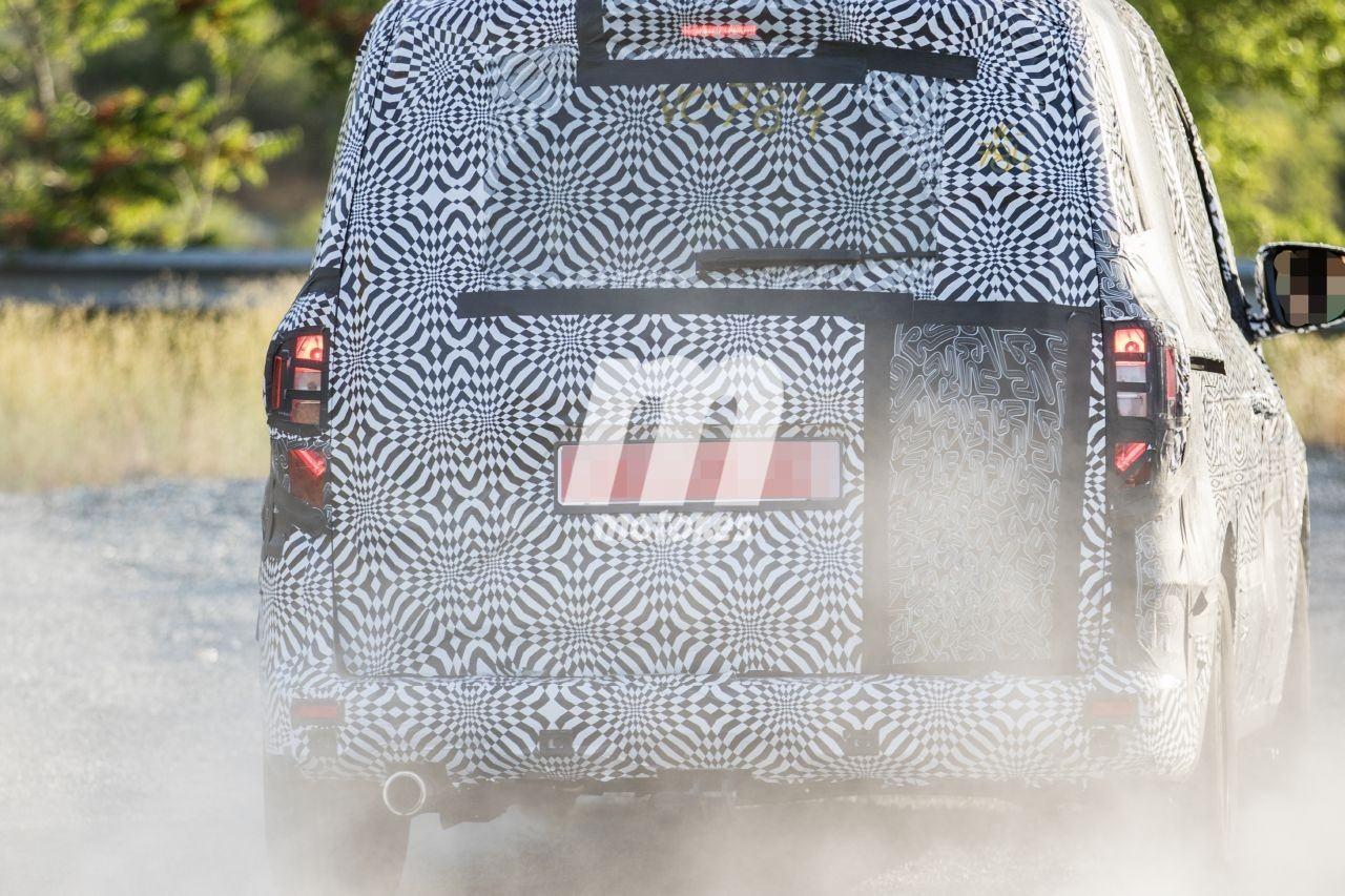 2020 Renault Kangoo III/ Mercedes Citan II 29