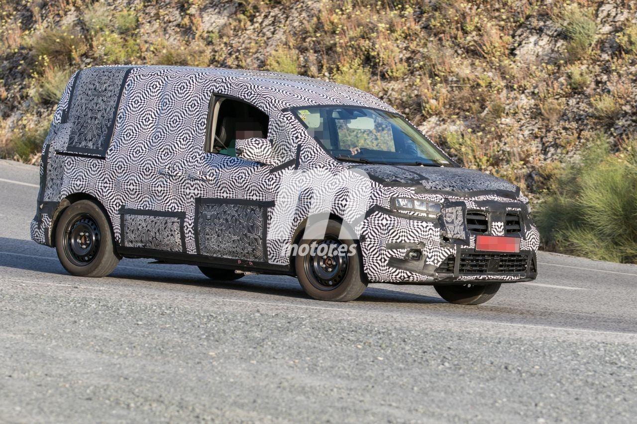 2020 Renault Kangoo III/ Mercedes Citan II 34