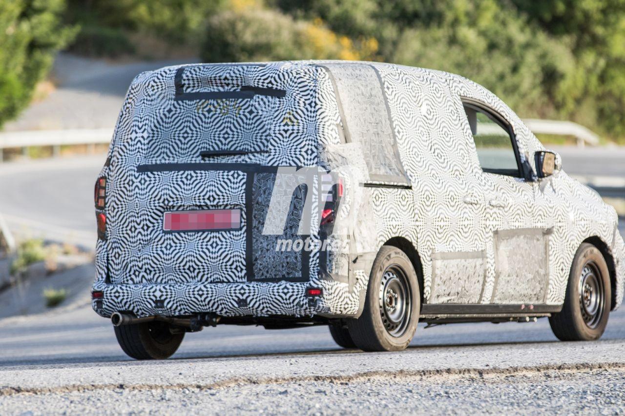 2020 Renault Kangoo III/ Mercedes Citan II 36