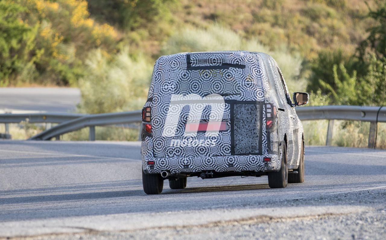 2020 Renault Kangoo III/ Mercedes Citan II 37