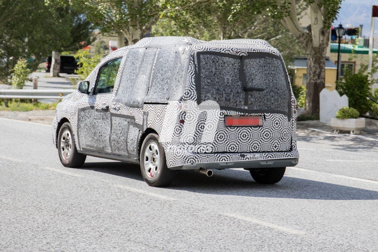2020 Renault Kangoo III/ Mercedes Citan II 21