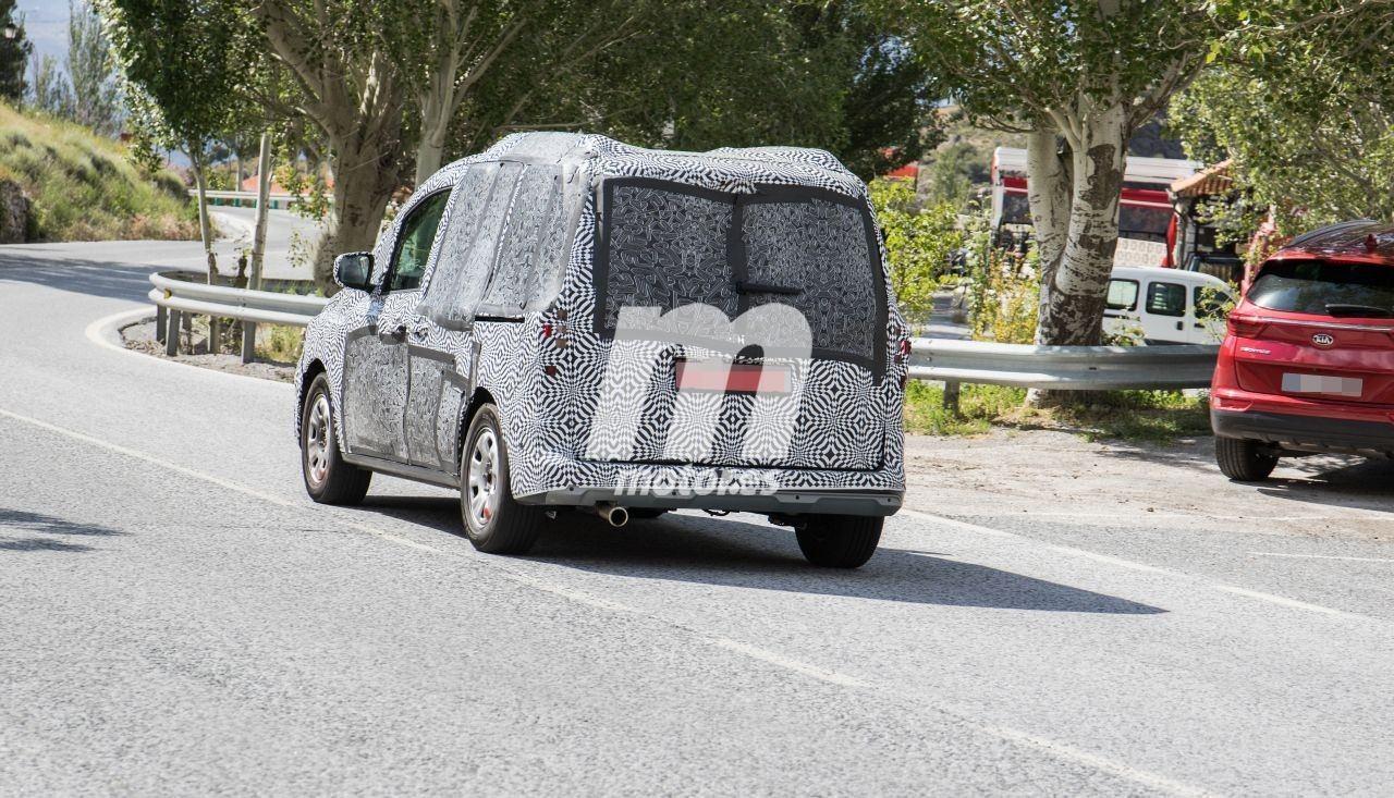 2020 Renault Kangoo III/ Mercedes Citan II 22