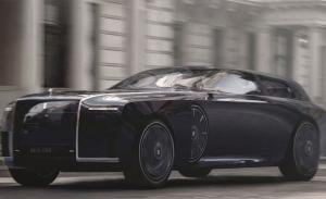 ¡Filtrado lo nuevo de Rolls-Royce! Así es este enigmático y misterioso vehículo