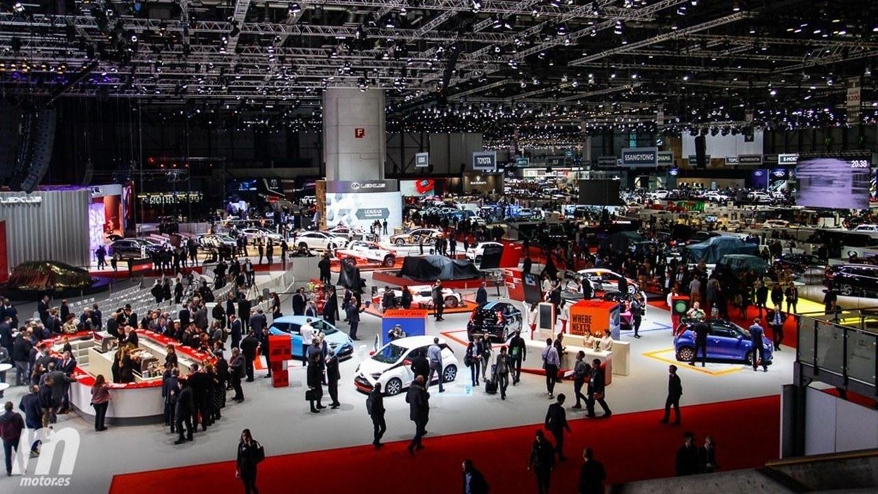 No habrá Salón de Ginebra 2021, ¿adiós a los salones del automóvil?