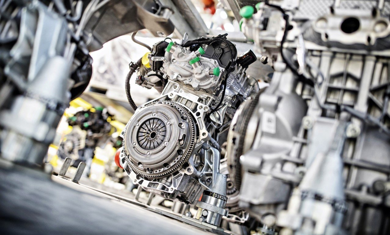 Skoda alcanza un nuevo récord en la producción de los motores EA211