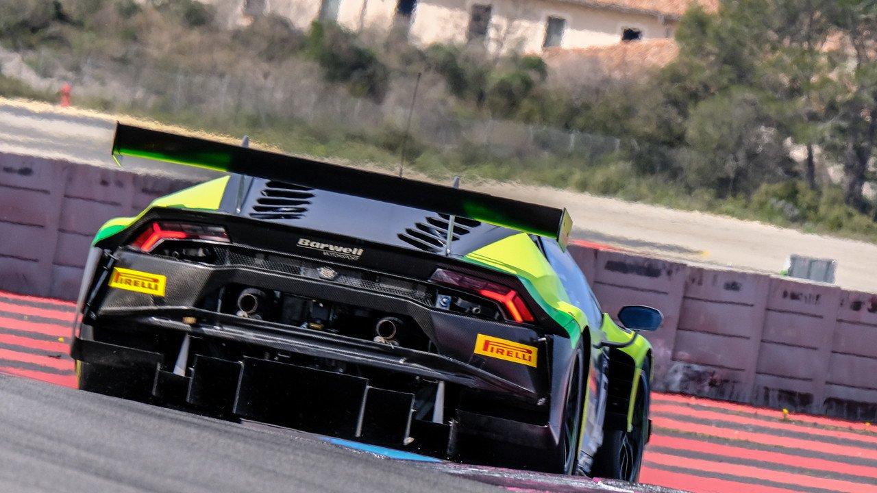 SRO Motorsports publica el calendario global del GT World Challenge 2020