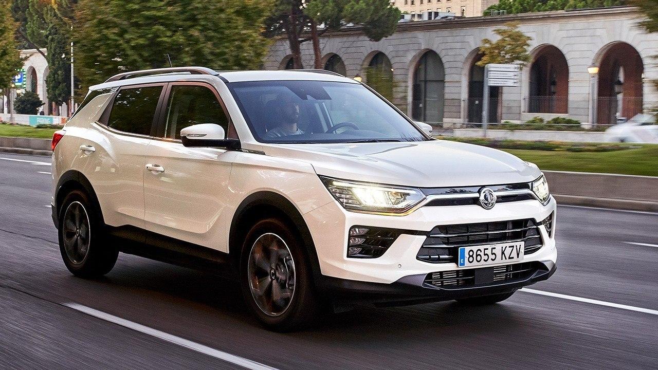 SsangYong Korando GLP, el renovado SUV apuesta por el gas para ser un coche ECO