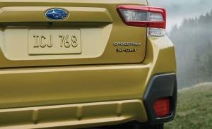 Subaru adelanta el nuevo Crosstrek Sport de 185 CV