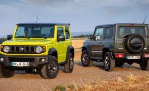 Alternativas al Suzuki Jimny que debes tener en cuenta