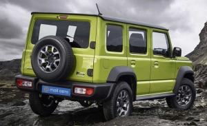 El misterio del escurridizo Suzuki Jimny de 5 puertas que nadie ha visto