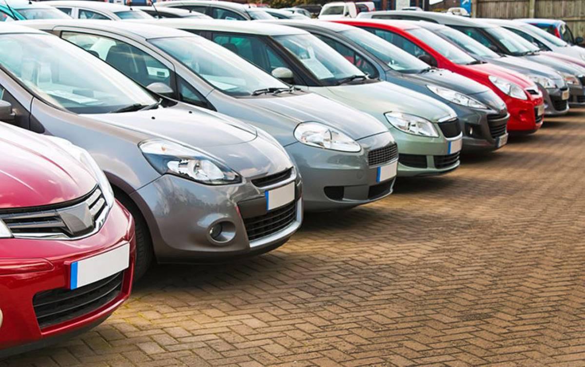 Las tablas para tasar coches y los porcentajes de Hacienda