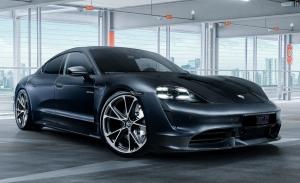 TechArt se atreve con el Porsche Taycan y lanza un interesante paquete de mejoras