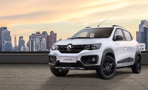 Brasil - Mayo 2020: El Renault Kwid entra en el podio