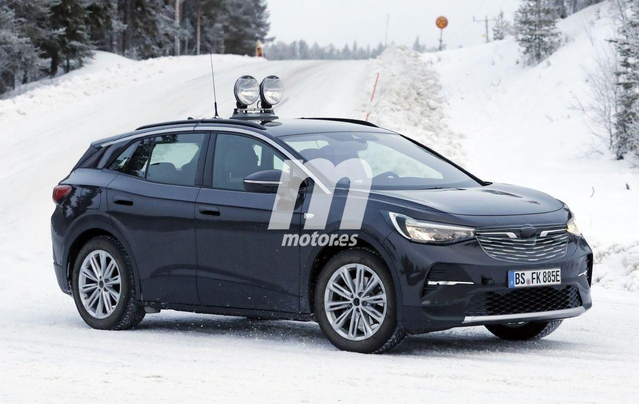 Volkswagen prueba el ID.4 en condiciones de frío extremo [Vídeo]