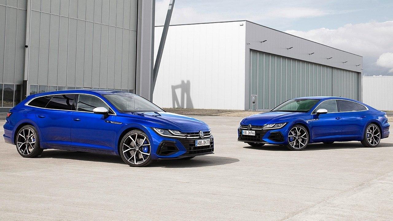 Volkswagen Arteon R, deportividad sin renunciar al confort