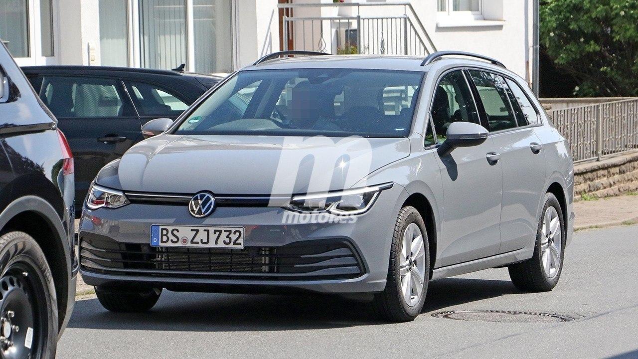 Volkswagen Golf 8 (2019) 18