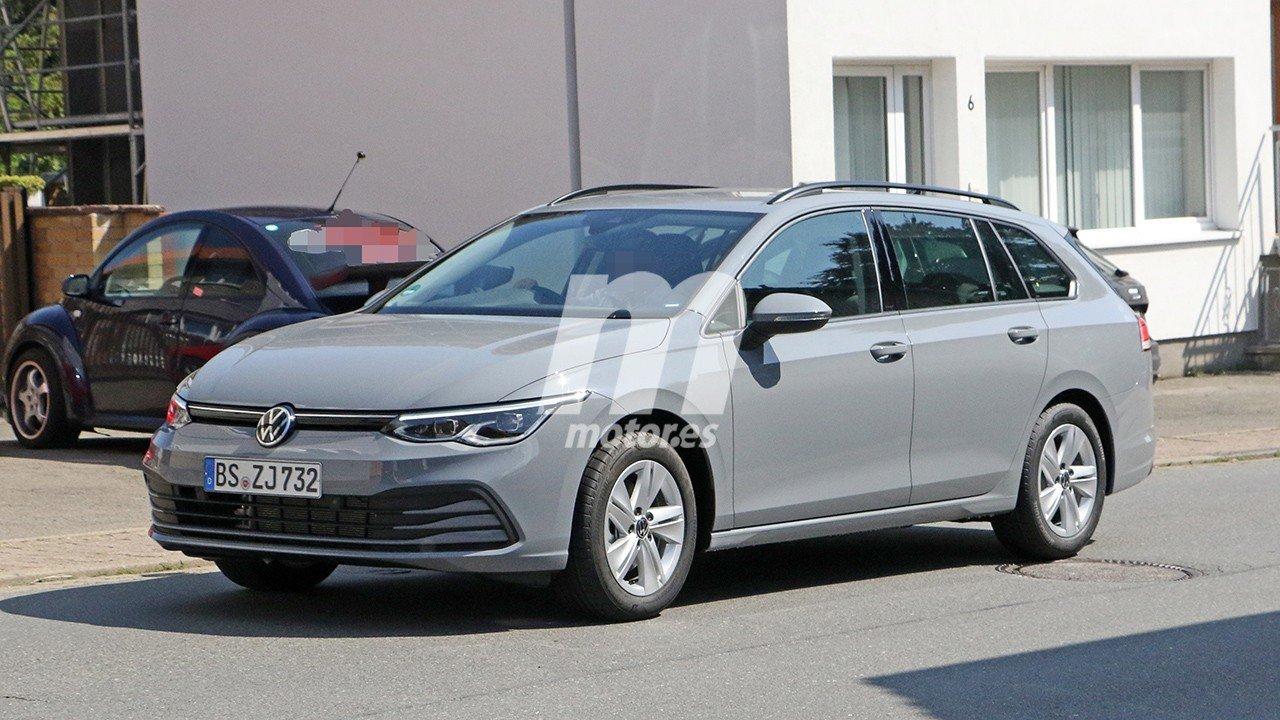 Volkswagen Golf 8 (2019) 19