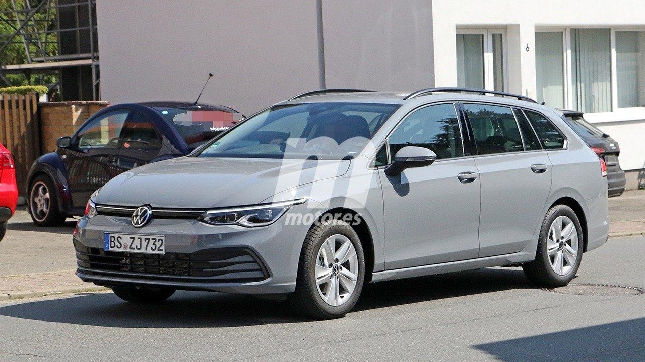 Volkswagen Golf 8 (2019) 21